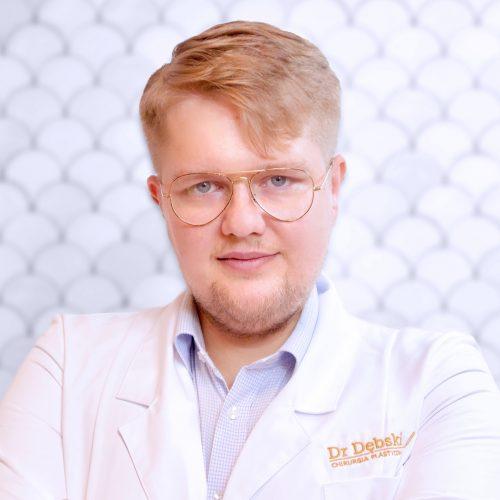 Dr n. med. Filip Dąbrowski 3